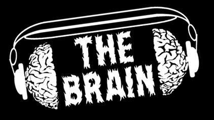 The Brain radioshow logo